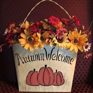 Autumn/Fall Door/Wall Hanging 🍁